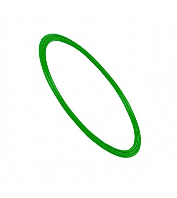 Cerceau plat vert - diamètre : 60cm