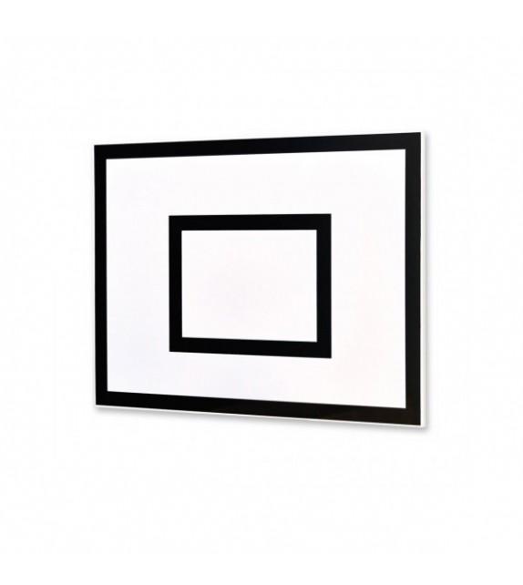 Panneau de basket 1.2m x 0.9m - polyester