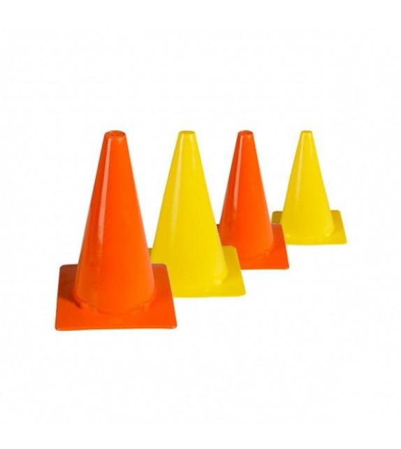 Set de 12 cônes rigides 35cm