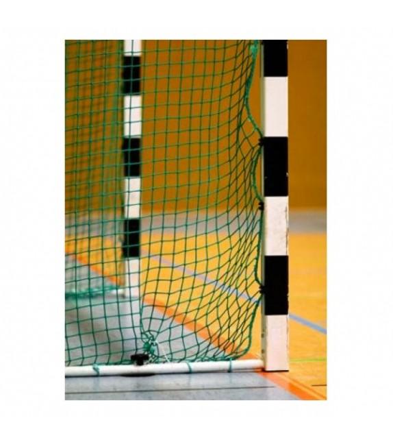 Paire de filets Handball - Mini foot 4mm - 3mx2m