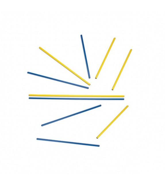 Set de 10 bâtons de motricité - 100cm