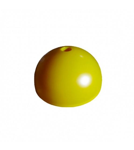 Paire demie-sphère rigide pour barres multi-usage