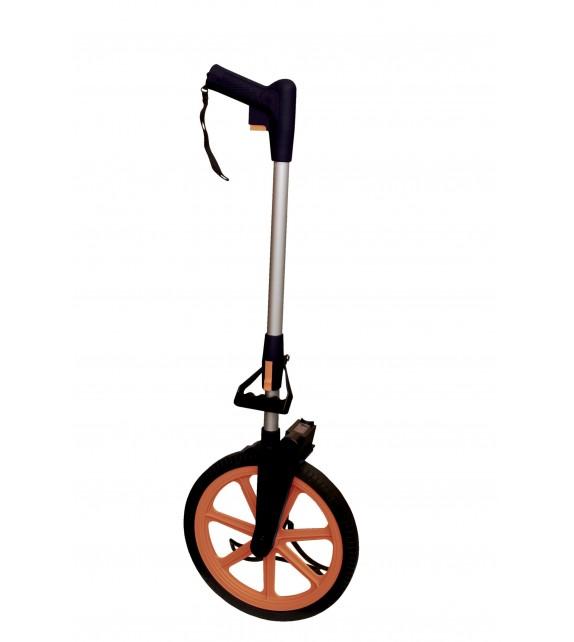 Appareil de mesure avec roue et compteur