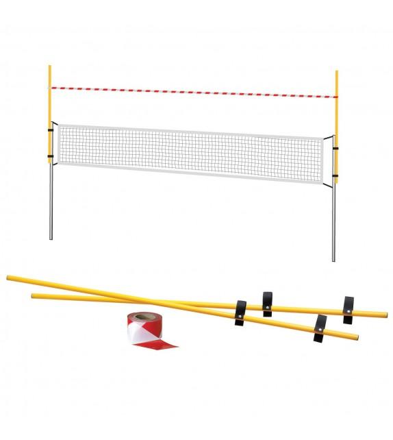 Sur filet Badminton -