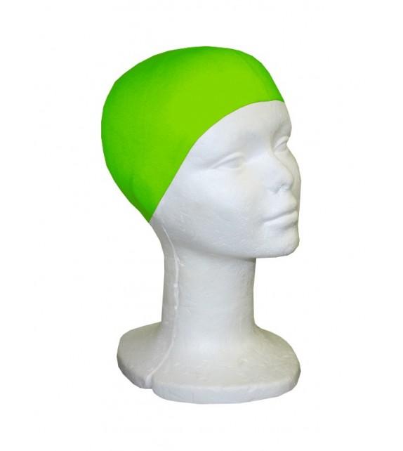 Bonnet de natation silicone - taille unique