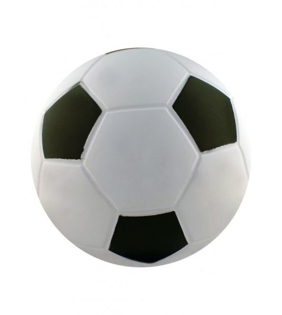 ballon football mousse pu et peau synth tique. Black Bedroom Furniture Sets. Home Design Ideas