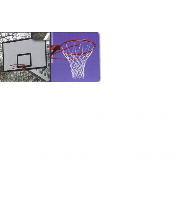 Panneau de basket 1.8m x 1.05m - polyester