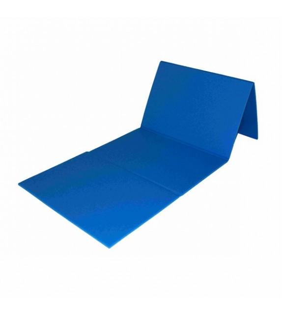 Natte de gymnastique pliable 1.4m x 0.5m x 7cm