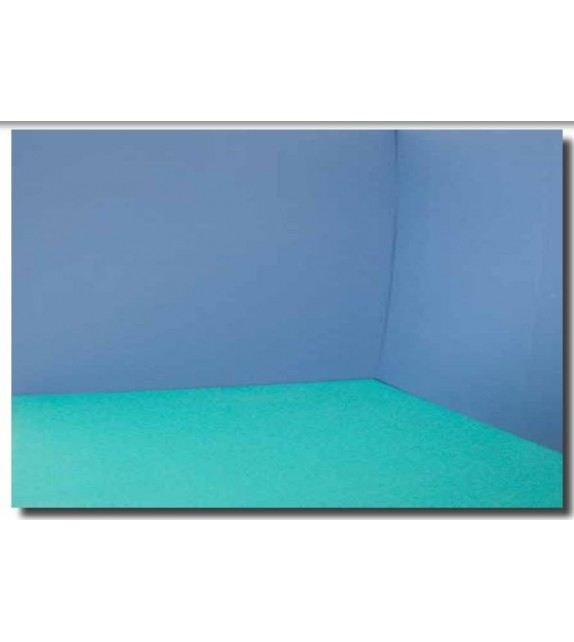 Protection murale bleu 18x1950x960mm