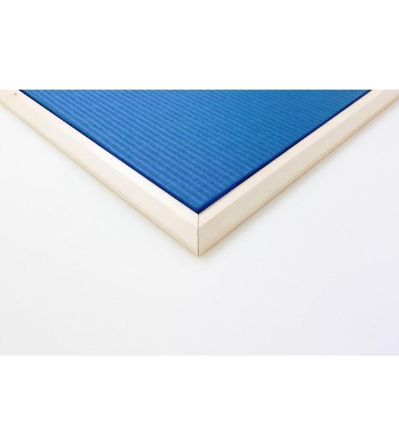 Bordure bois angle tatamis section 8 x 3,4 cm