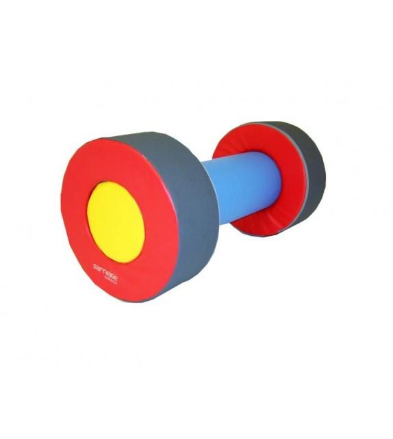 Kit roue : 2 roues + 1 poutre cylindrique