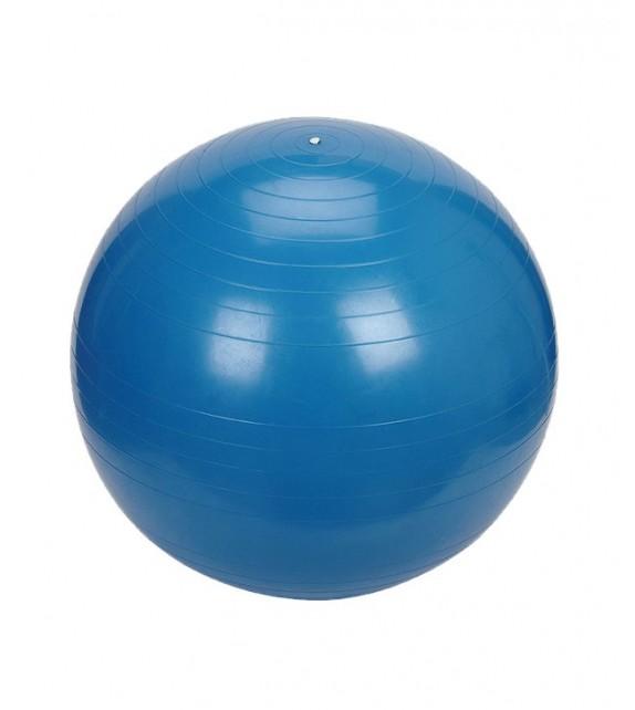 Balle gymnique 45 cm - jusqu'à 300kg bleue