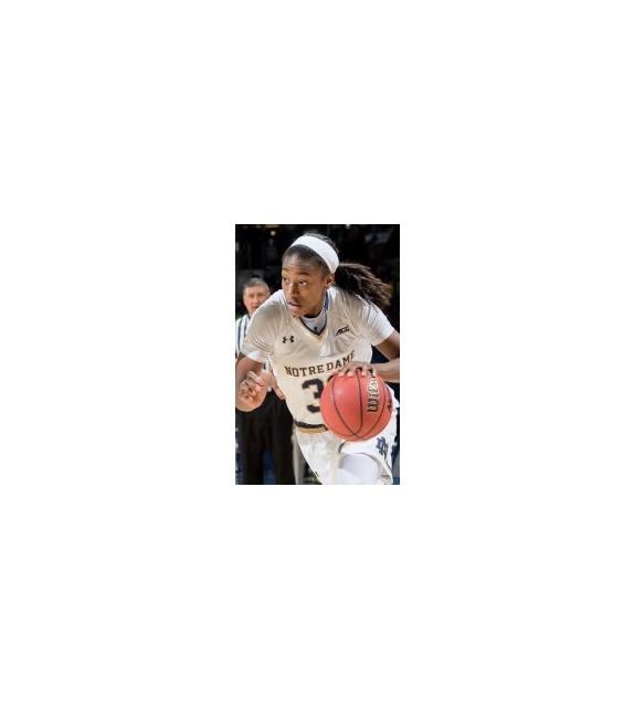 Ballon basketball T5 Wilson caoutchouc carcasse nylon