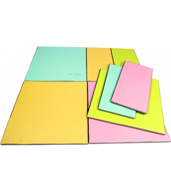 Surface modulable - set de 8 tapis