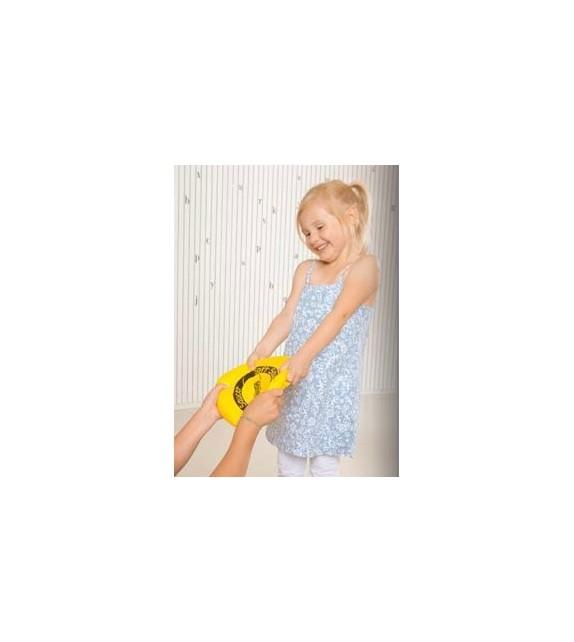 Frisbee diamètre 25 cm en mousse