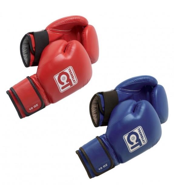 Gants de boxe scolaires