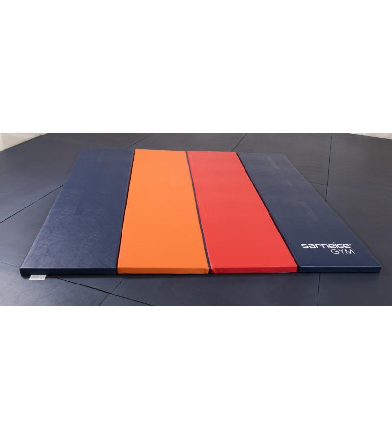 tapis pliable 4 l ments 2m x 2m x 4 cm sportibel sa. Black Bedroom Furniture Sets. Home Design Ideas