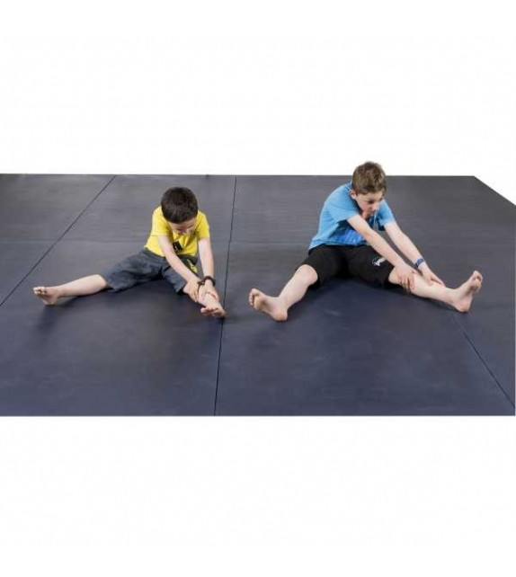 Tapis de gymnastique multifonctionnel 2mx1mx4cm associatif