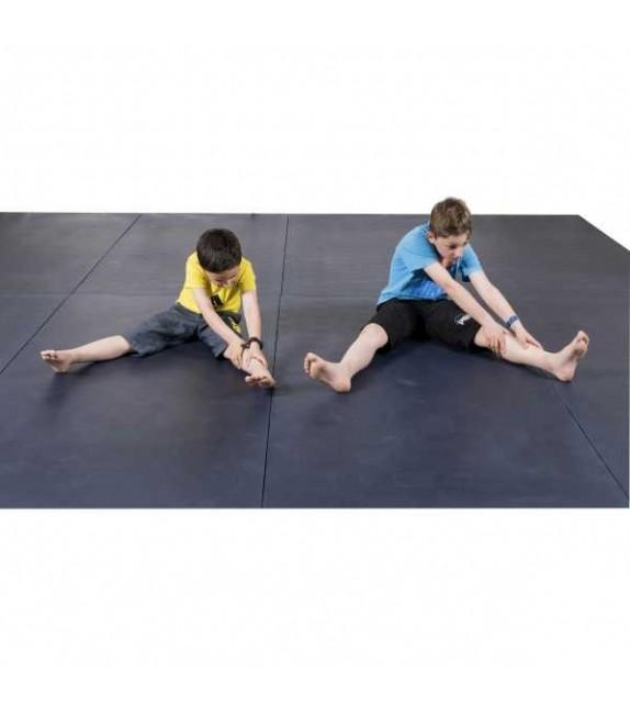 Tapis de gymnastique multi pro 2mx1mx4cm associatif sportibel sa - Tapis de gymnastique au sol ...