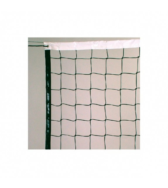 Volleyball - filet câble acier - 9.5m x 1m