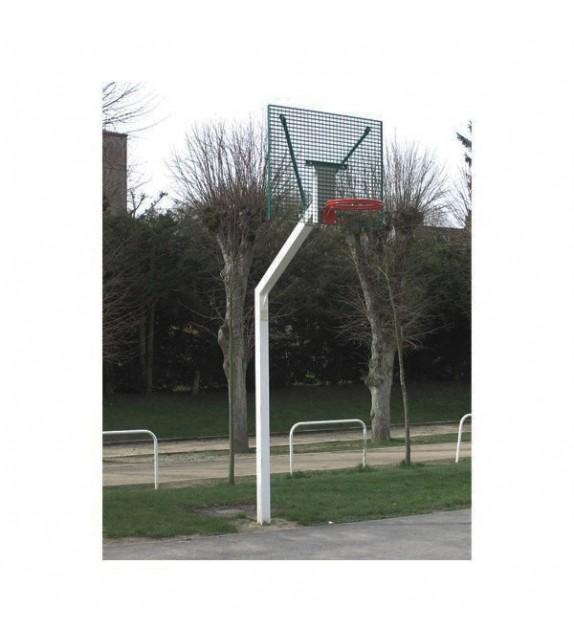Poteau de basket de rue dép 1.2m (paire)