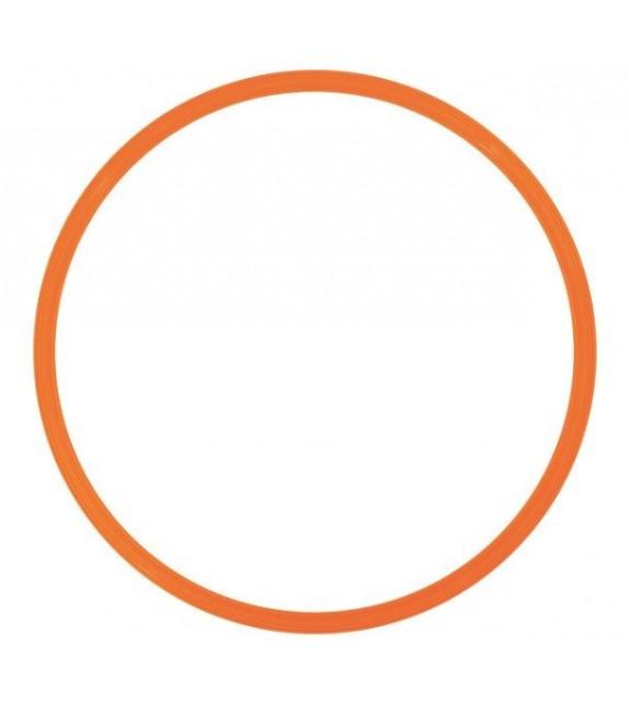 Cerceau plat - diamètre : 70cm couleur Orange