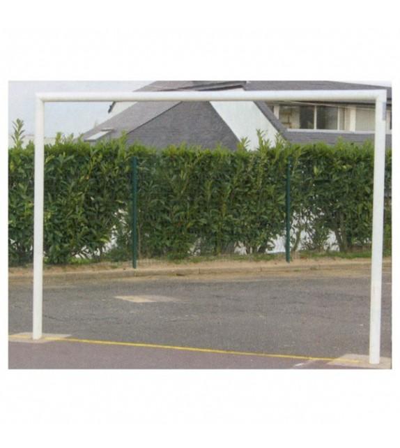 1 facade de but handball à sceller 3 m x 2 m