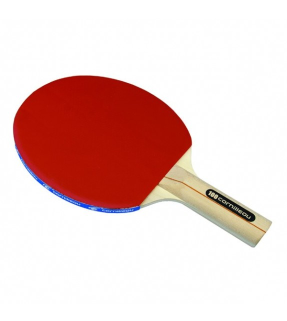 Raquette ping pong excell 1000 carbon - Revetement de raquette de tennis de table ...