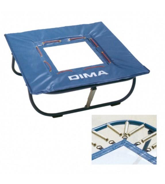 Mini trampoline à ressorts 1.13m 1.13m