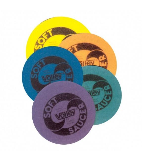 Frisbee diamètre 25 cm en mousse - 23 gr