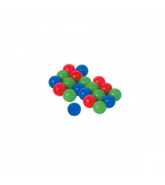 Set de 20 balles pour parachute