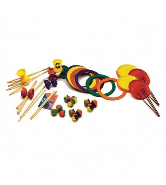 Kit de jonglerie 2