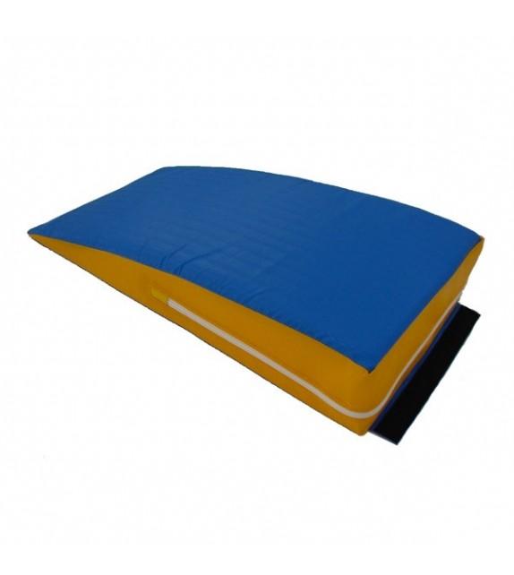Gymstart tremplin en mousse 80 cm x 40 cm