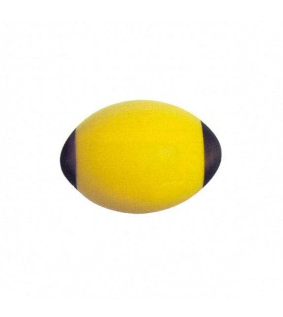 Ballon de rugby en mousse