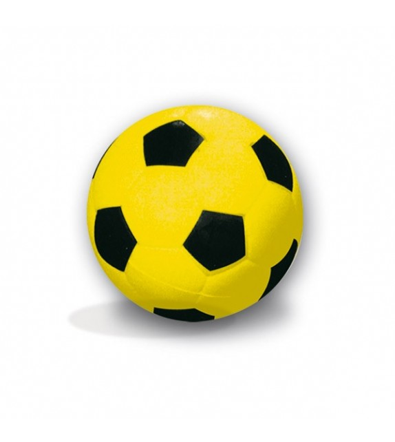 Ballon football en mousse - diamètre : 20cm