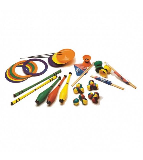 Kit de jonglerie 3