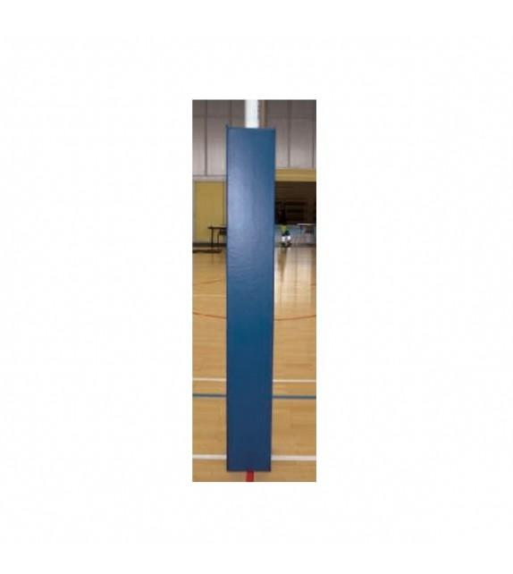 Housse de protection poteau basketball carré 7-9cm