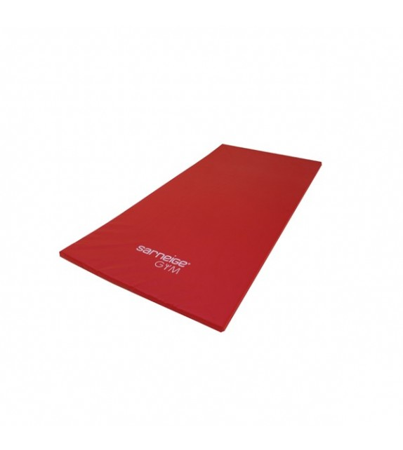 Tapis de gymnastique 2 m x 1m x 4 cm bidensité