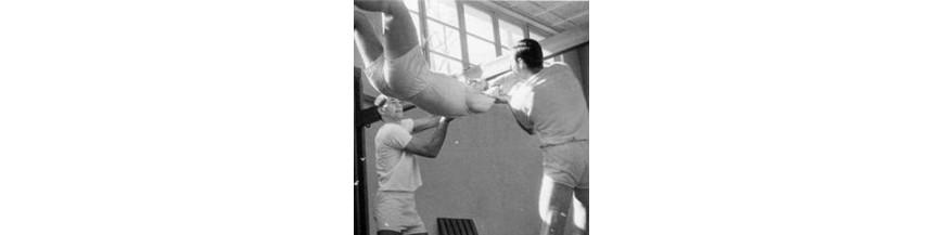 Matelas de gym pour la sortie d'appareil