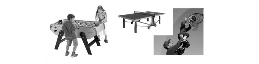 Babyfoot, Ping Pong & Piscines
